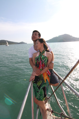 Langkawi Honeymoon Yacht Cruise